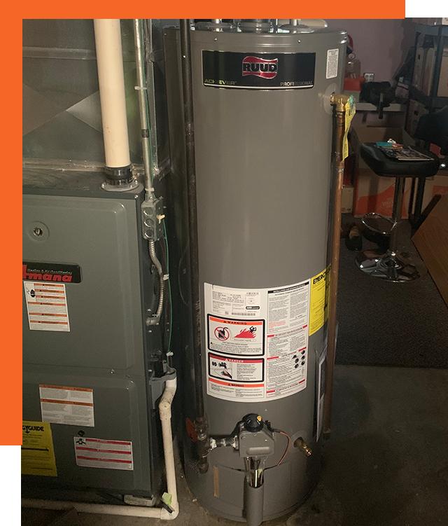 Water Heater Repair in Kansas City